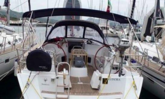 Charter Sun Odyssey 49i Sailing Yacht In Portisco