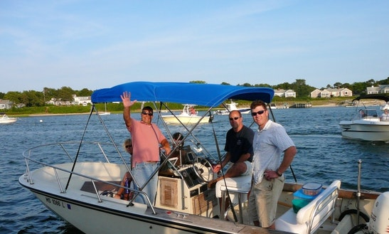 Rent A 20' Bow Rider In Cape Cod