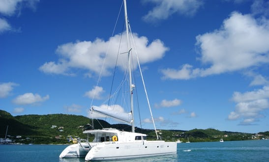 Charter A 12 Person Sailing Yacht