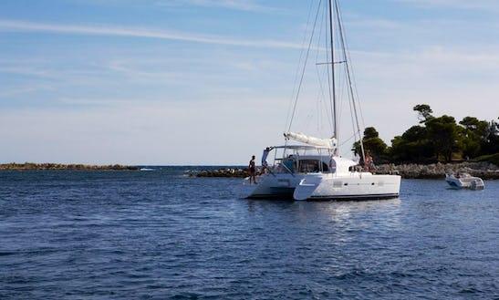 Charter Galina Lagoon 380 Catamaran