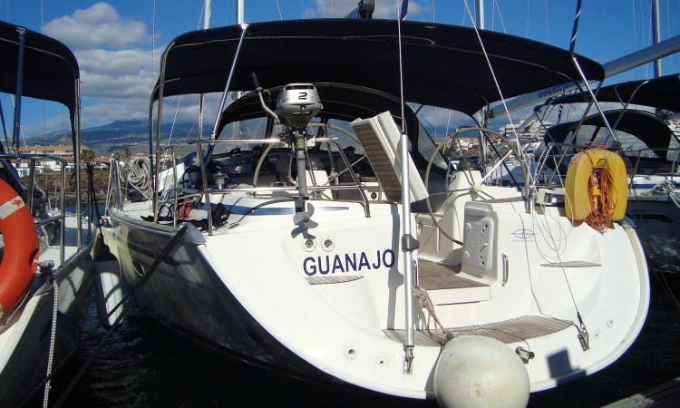 Charter Guanajo Bavaria 50 Cruiser in Canary Islands