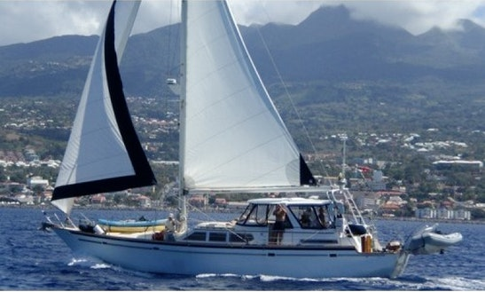 Charter 54' Sailboat In Charlotte Amalie