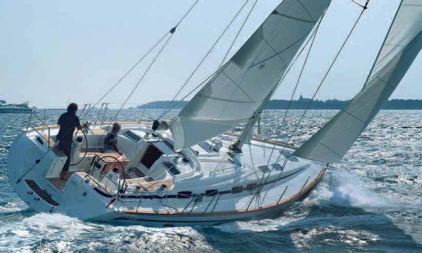 "Charter ""Ege"" Bavaria 46 Cruiser In Göcek, Turkey"