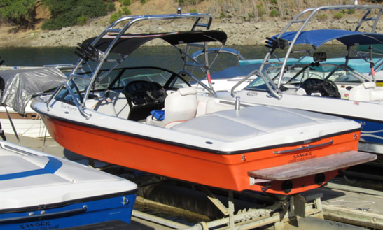 22' Sanger V210 Powerboat Rental In Napa