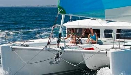 Charter Lagoon 450 In Belgium