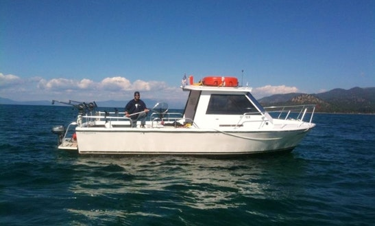 Hopper V - Coast Guard Certified 30' Island Hopper