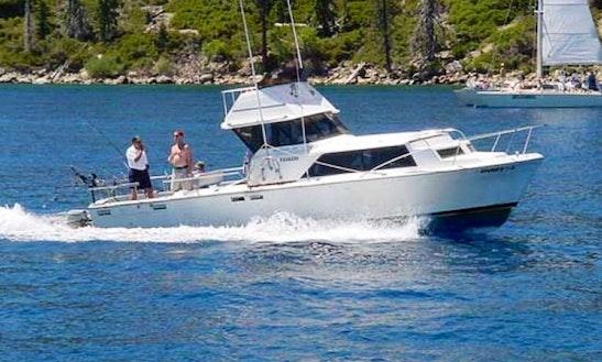 Dory L - 35' John Allmand Sport Fishing Charter