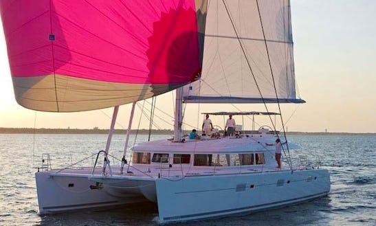 Charter Avalon 62' Sailing Yacht In British Virgin Islands