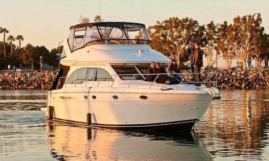 Charter In San Diego Sea Ray 330 Sundancer Getmyboat