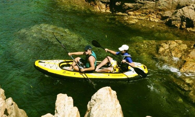 Tandem Kayak Rental on Lake Chelan