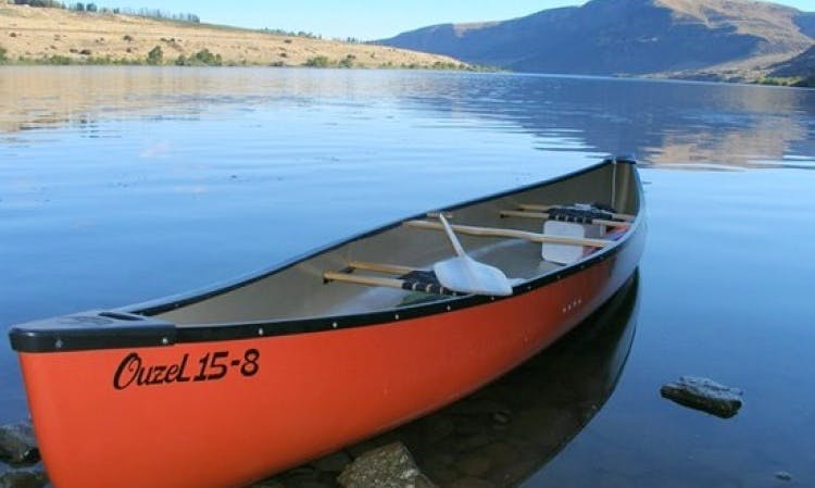 Rent a Sports-Canoe in Chelan