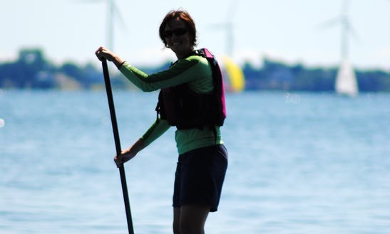 Paddleboard Rental In Kingston