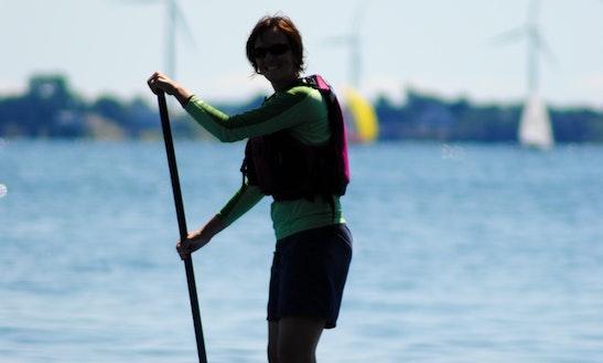 Paddleboard Boat Rental In Kingston