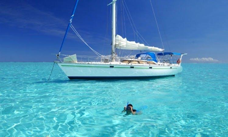 Tahiti Sailing Charter - Huahine - French Polynesia