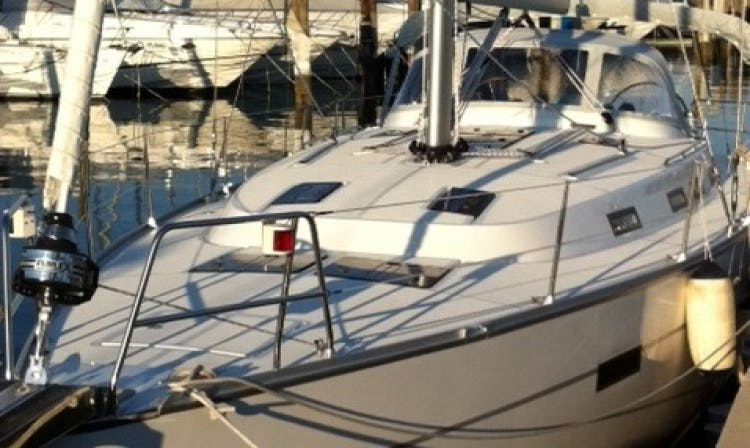 Croatia Charter a Bavaria 45 Cruiser (Barrique)