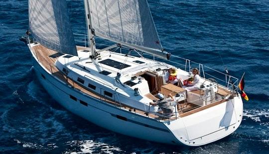 Charter Bavaria 45 Ibulut In Aegean Sea