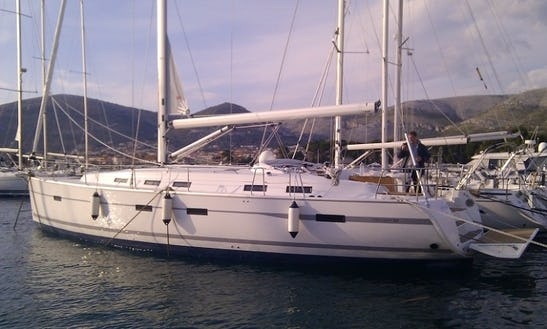 Head Out For A Sailing Day On A Bavaria 50 Cruiser (pomerol) From Trogir, Croatia