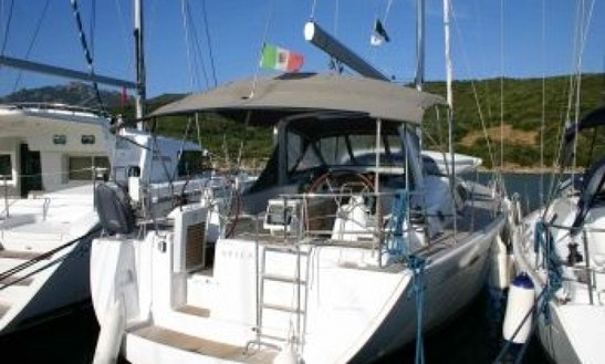 Charter Your Own Oceanis 50 Family Sailboat In Pondetera