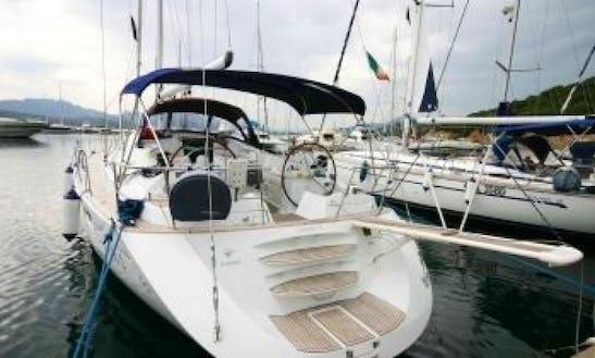 Sun Odyssey 54 Ds Charter In Pondetera