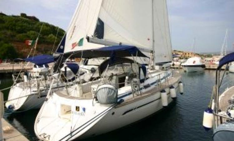 Charter a Fantastic 8 People Bavaria 44 Sailboat in Pisa, Italy