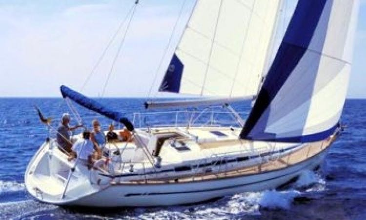 Stromboli, Bavaria 44 Yacht Charter in Pisa, Italy