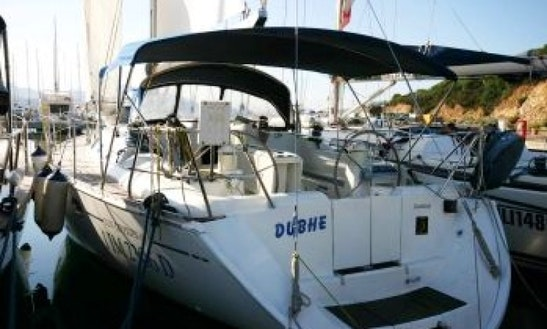 Charter A Sun Odyssey 45.2 Sailing Yacht For 10 Person In Italy