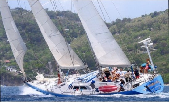 Charlotte Amalie Charter 85' Sailboat