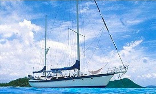 Irwin 72' Charter In Charlotte Amalie