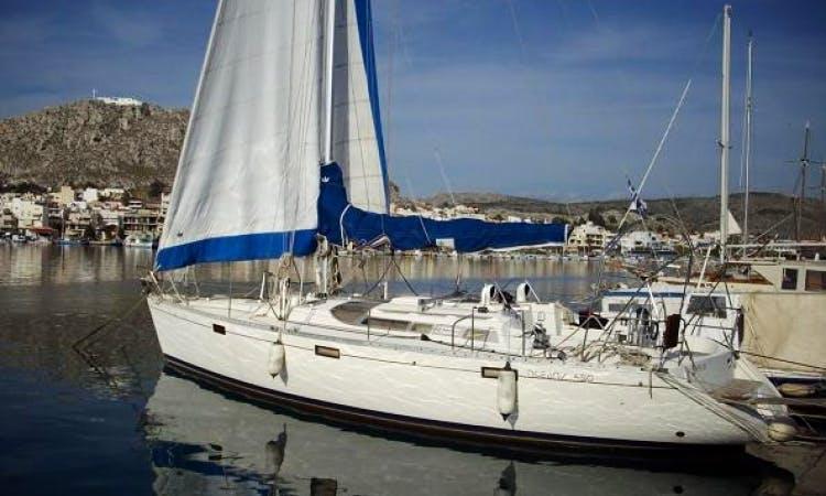Beneteau Oceanis 43 Charter in Valencia Spain