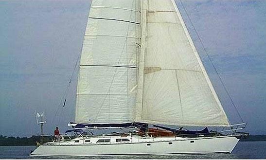 Charlotte Amalie 65' Sailboat Charter
