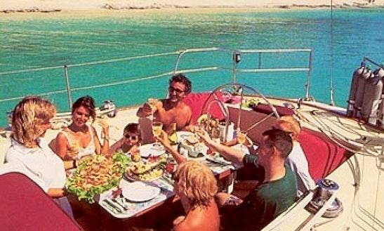 60' Schooner Charter In Charlotte Amalie