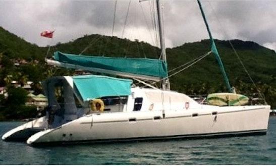 47' Catamaran Charter