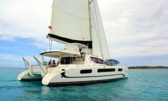 46' Catamaran Charter
