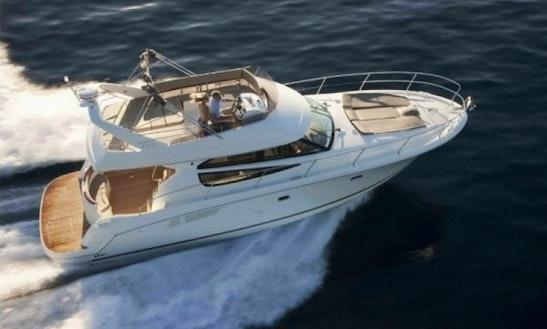Prestige 440 Motor Yacht Charter In Split Croatia