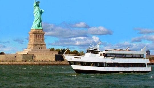Enjoy New York City On 85ft
