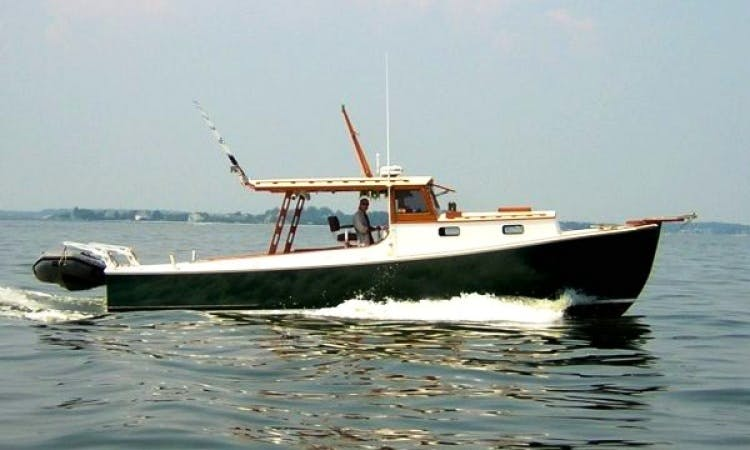 36ft Marlinspike Center Console Boat Charter in Sag Harbor, New York
