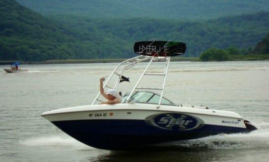 Mastercraft 205 (wakeboard/ski Boat) Rental On Hudson River