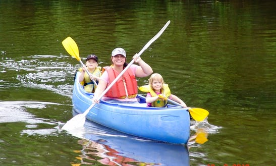 Canoe And Kayak Rentals In Woronora At The Boatshed