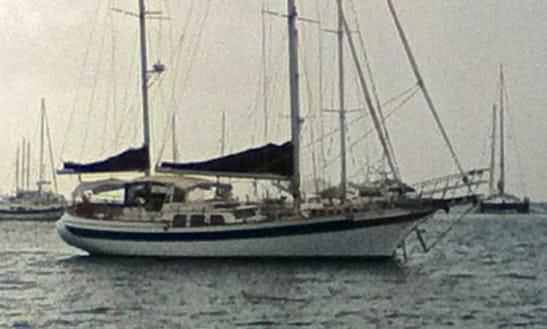 Charter The Sailboat Ragamuffin In U.s. Virgin Islands