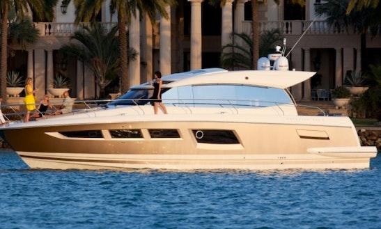 Charter Prestige 500s Luxury Power Yacht In Canet-en-roussillon France