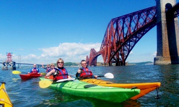Sea Kayak Hire in Kirkhill