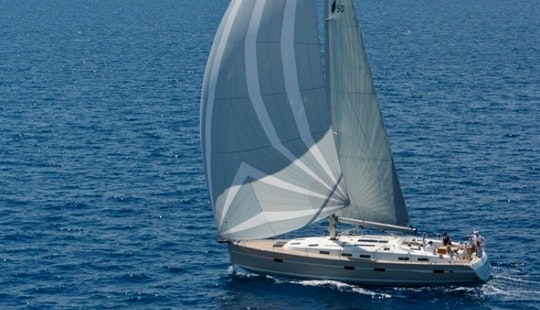 Charter Bavaria 50 Cruiser