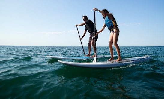 Stand Up Paddleboard In France