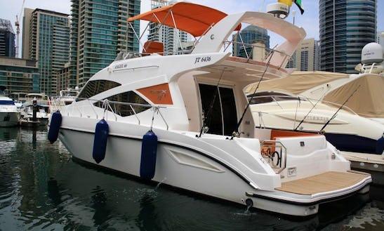 Charter On Oryx 40 In Dubai, United Arab Emirates