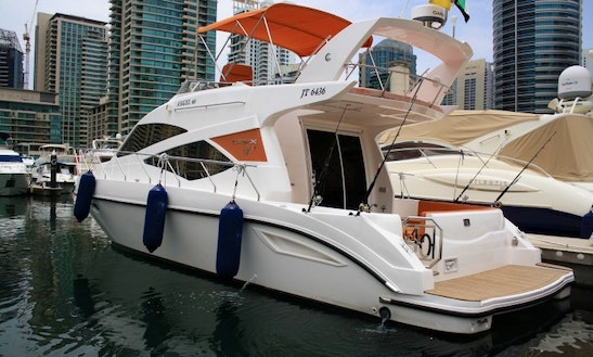 Charter On Oryx 40 In Dubai, United Arab Emirates