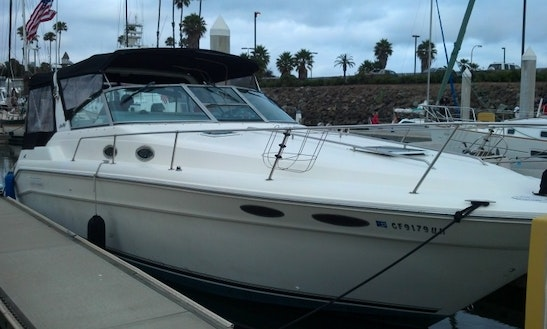 Charter 36' Motor Yacht Sea Ray 330 Sundancer In San Diego, California