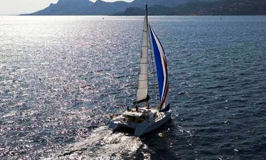 Charter Freedom Ii Luxury Lagoon 440 Catamaran In Italy