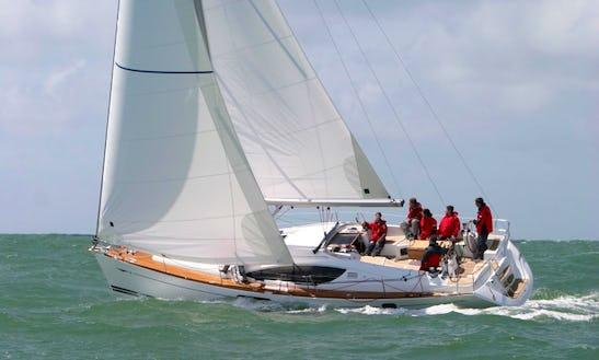 Charter This 4 Persons Sun Odyssey 45 Cruising Monohull In Sardinia, Italy