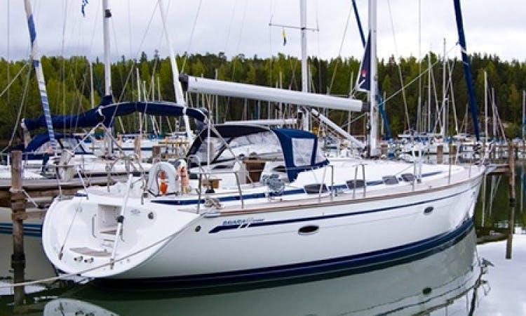 Charter Uanadoo Bavaria 46 Cruiser Sailing Yacht