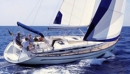 Charter Girodiboa Bavaria 44 Sailing Yacht In Italy